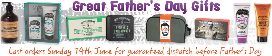 Father's Day Gifts and Soaps