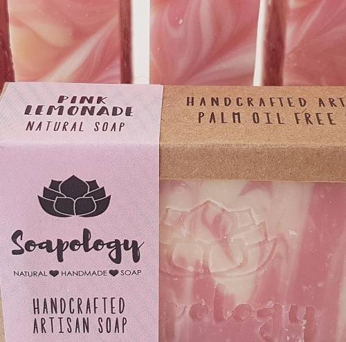 Natural Soap Bars by Soapology
