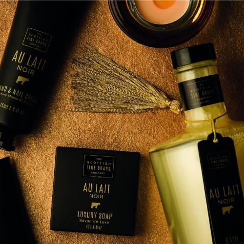 Au Lait Noir by Scottish Fine Soaps