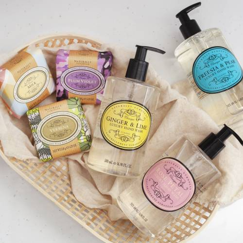 Naturally European by Somerset Toiletry Company