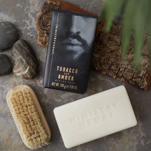 Woodsman men's soap bars