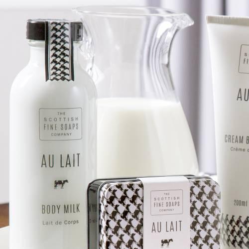 Au Lait by Scottish Fine Soaps