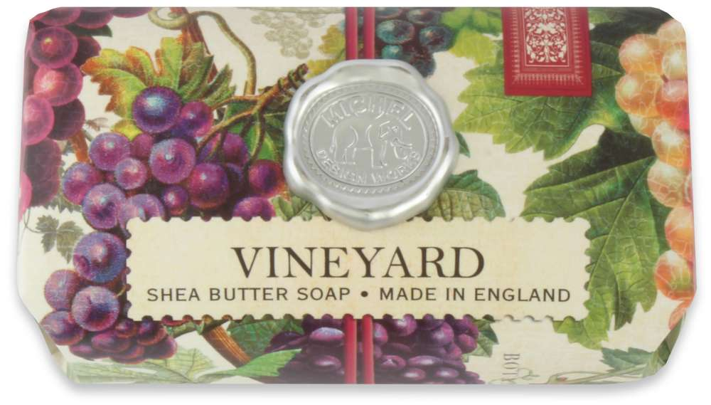 Vineyard large soap bar