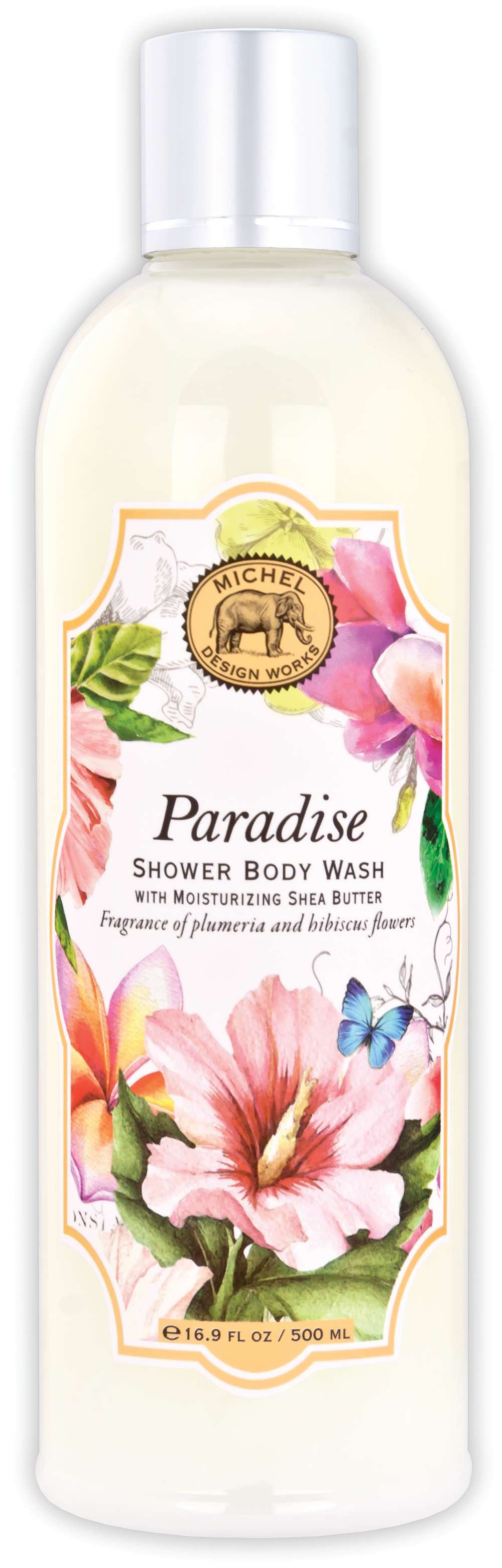 Paradise shower body wash