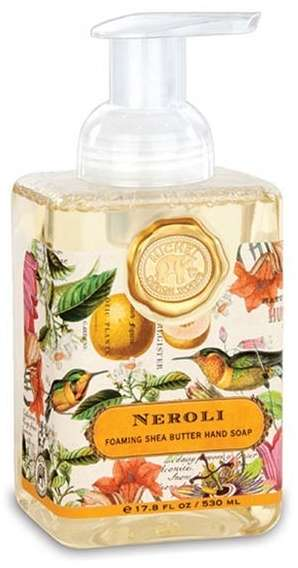 Neroli Foaming Hand Soap By Michel Design Works