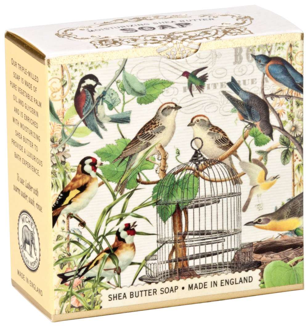 Michel Design Works Songbirds Little Soap