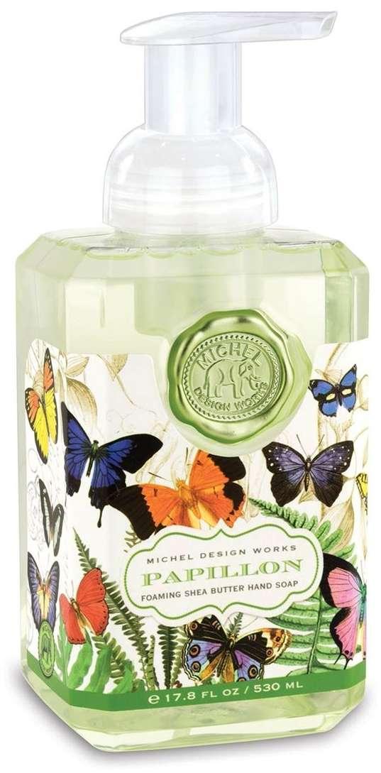Michel Design Work Papillon Foaming Hand Soap