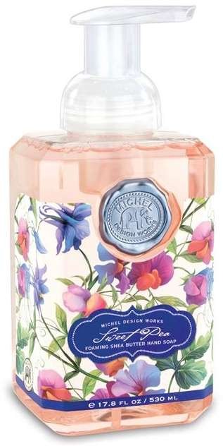 Michel Design Works Sweet Pea Foaming Hand Soap