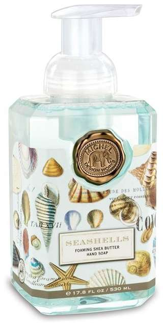 Michel Design Works Seashells Foaming Hand Soap