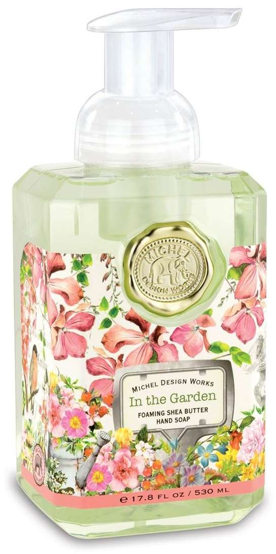 Michel Design Works In The Garden Foaming Hand Soap