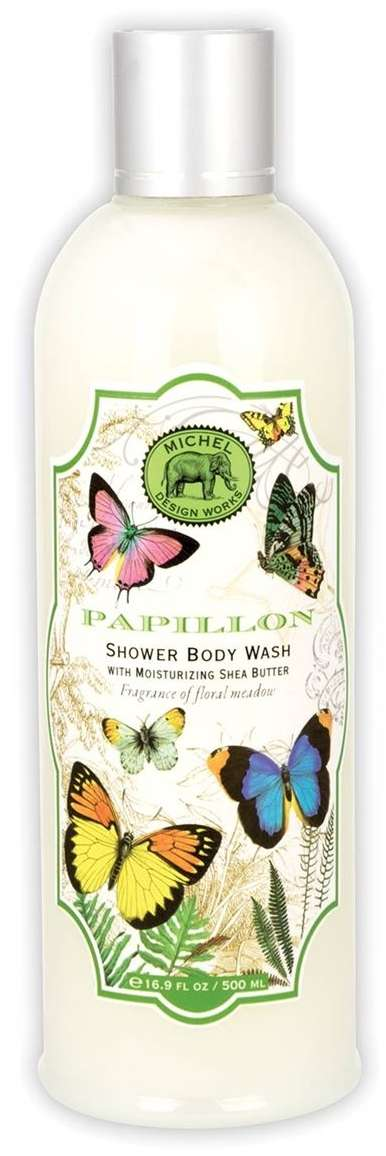 Michel Design Works Papillon Shower Body Wash