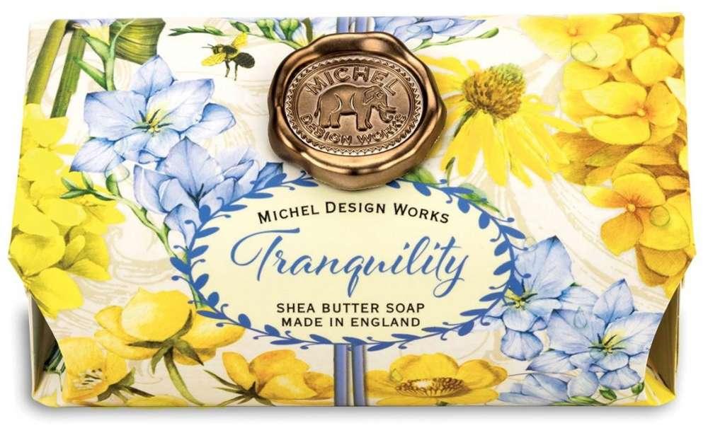 Michel Design Works Tranquility Large Soap Bar