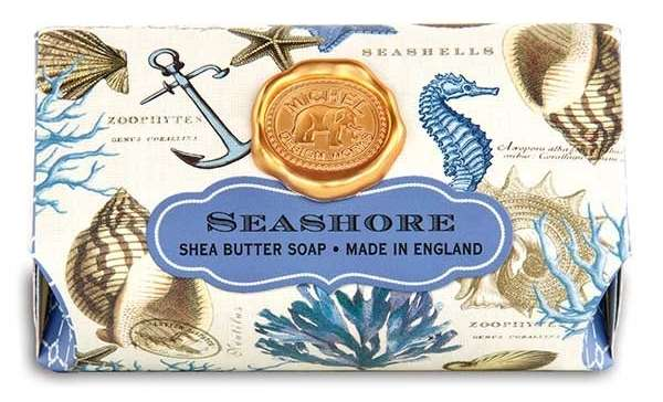 Seashore Shea Butter Large Soap Bar