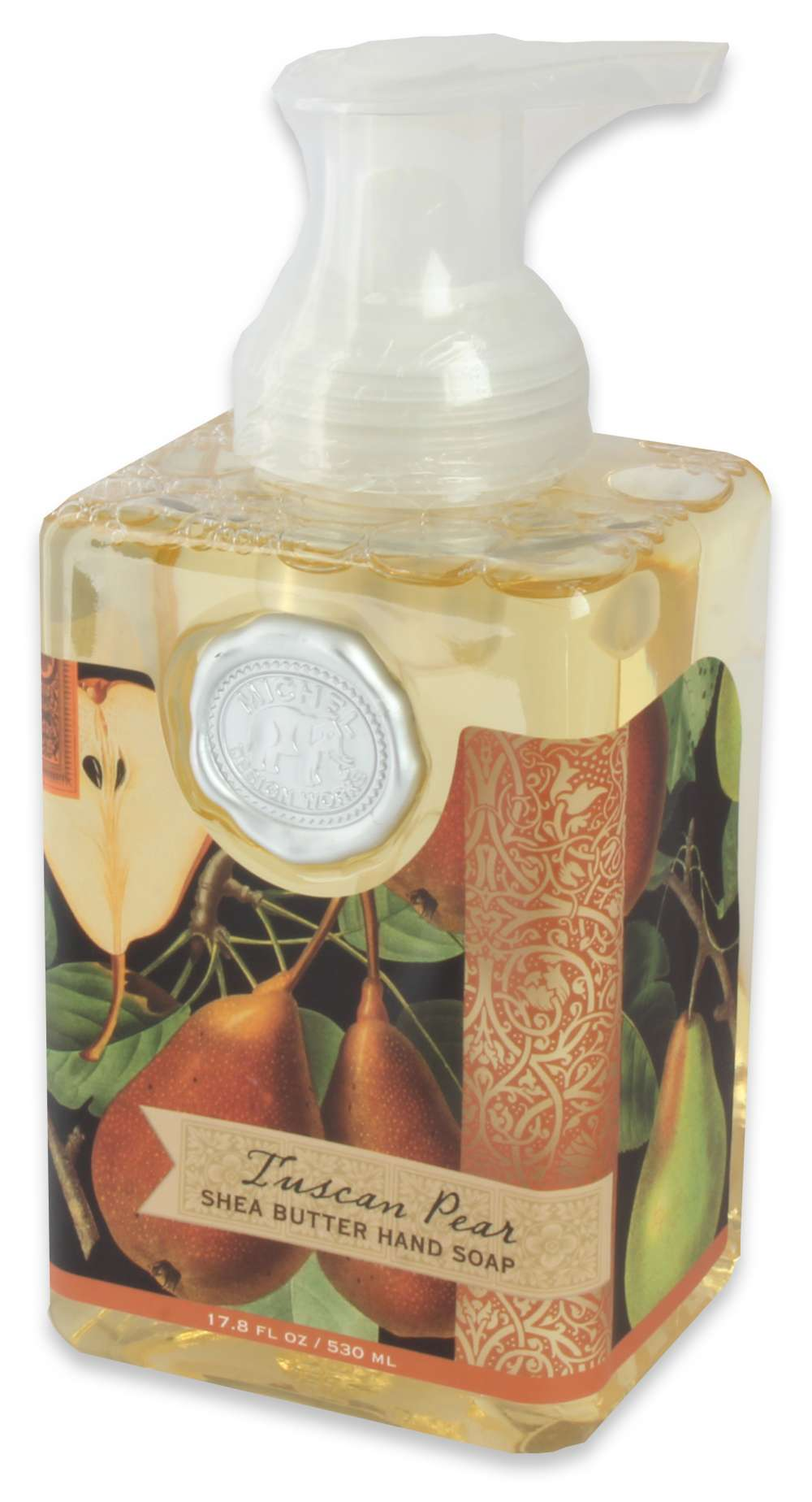 Tuscan Pear Foaming Hand Soap From Posh Soaps