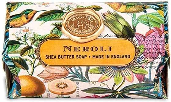 Neroli Shea Butter Large Soap Bar