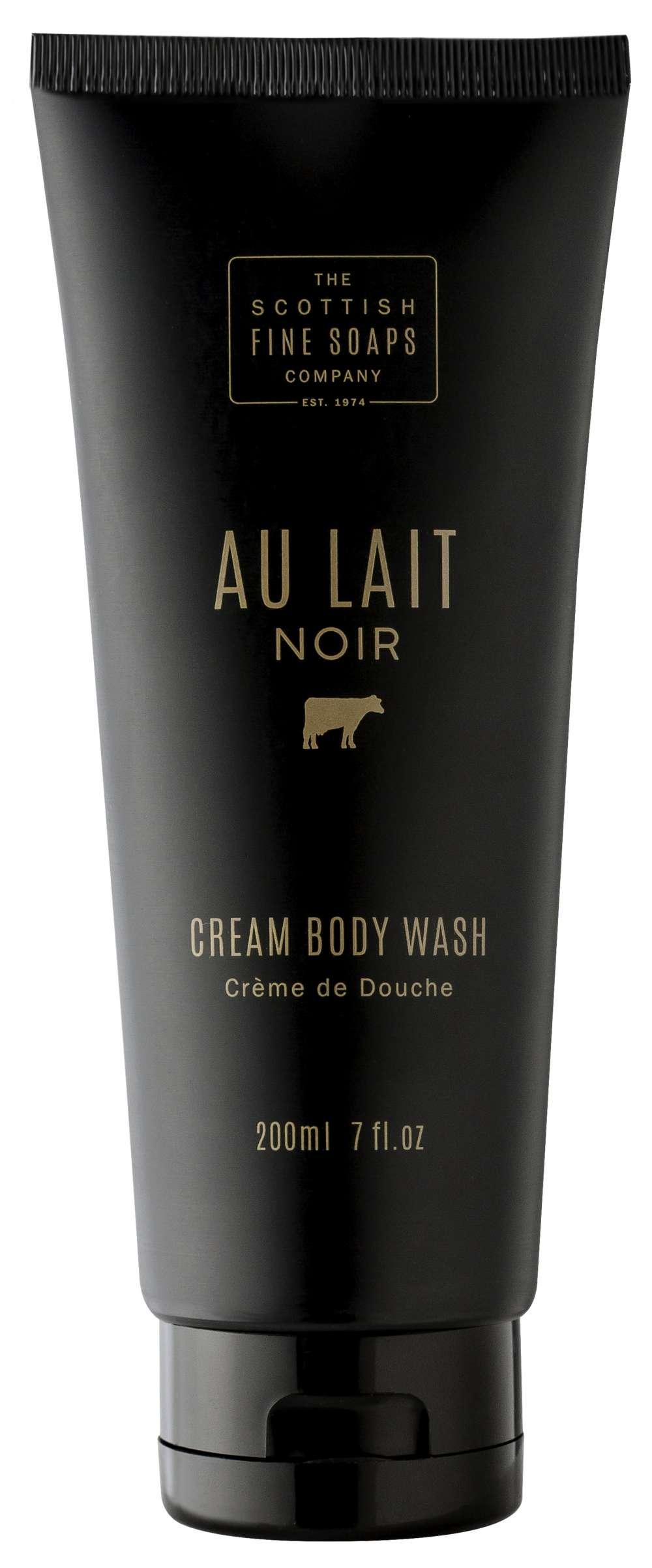 A00271 au lait noir body wash 200ml