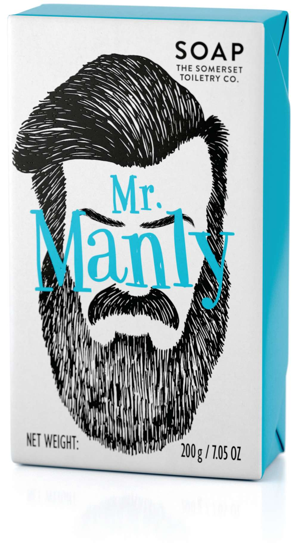 MR Manly Beard Soap Bar
