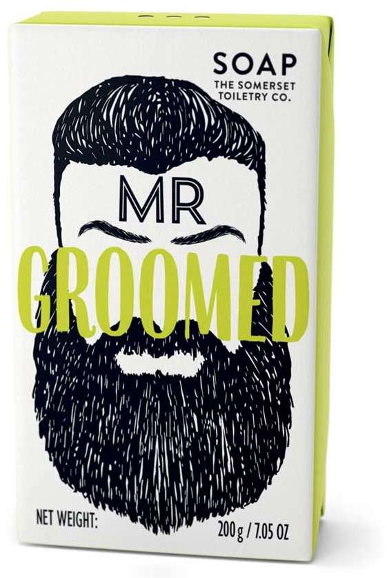 MR Beard Groomed Soap Bar
