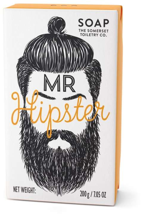 MR Hipster Soap Bar