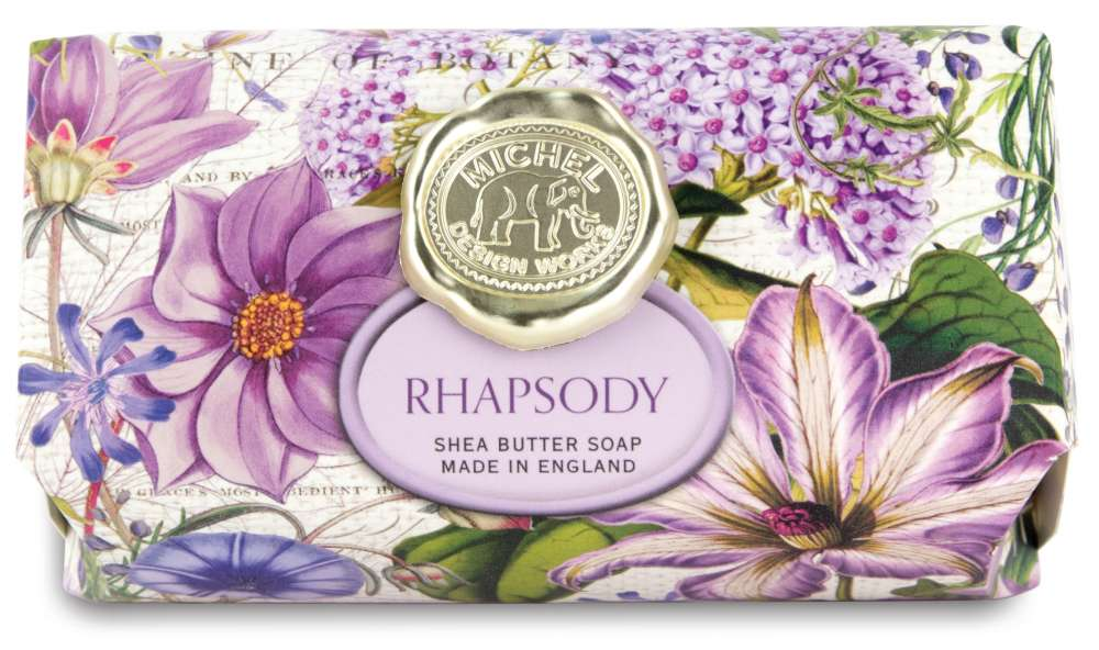 Rhapsody Large Soap Bar