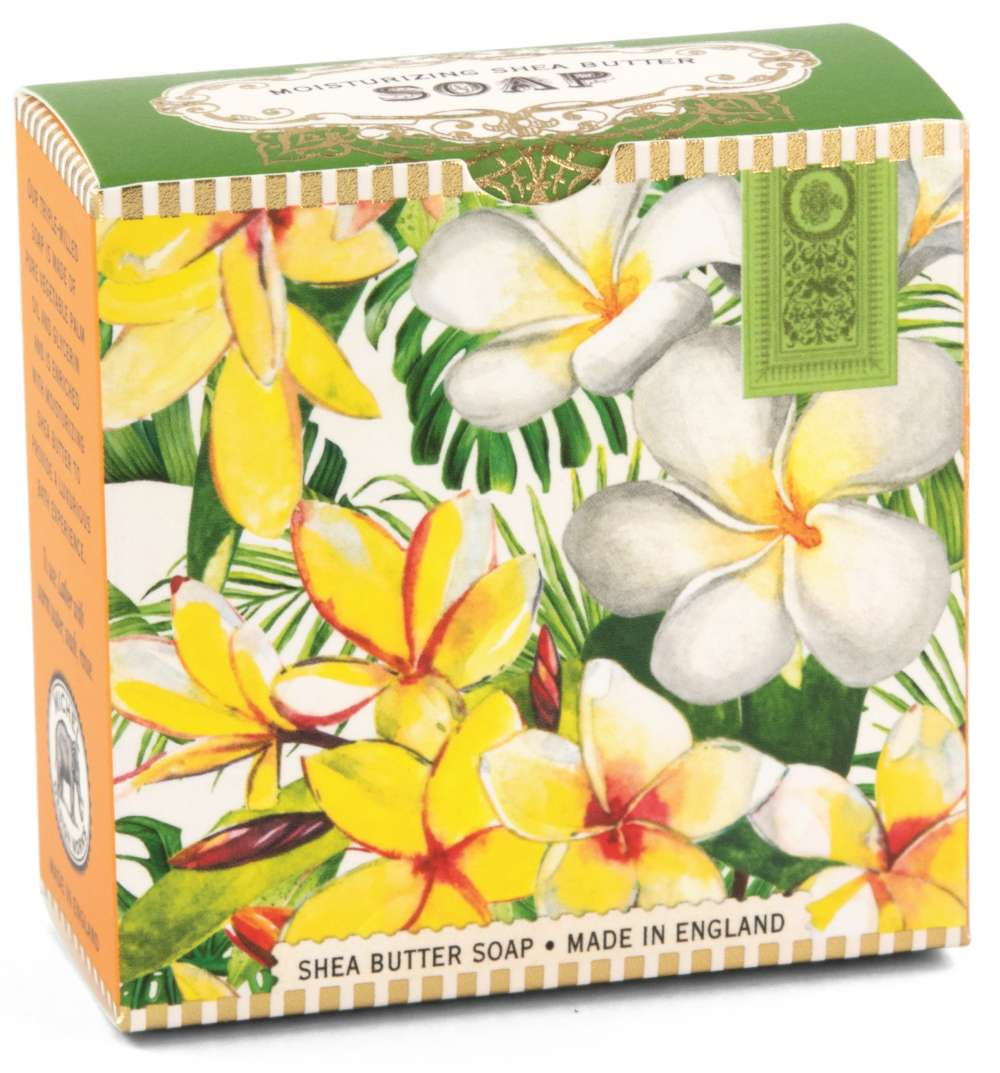 Plumeria Little Soap
