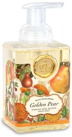 Golden Pear Foaming Hand Soap