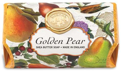 Lrg soap - golden pear - soal241