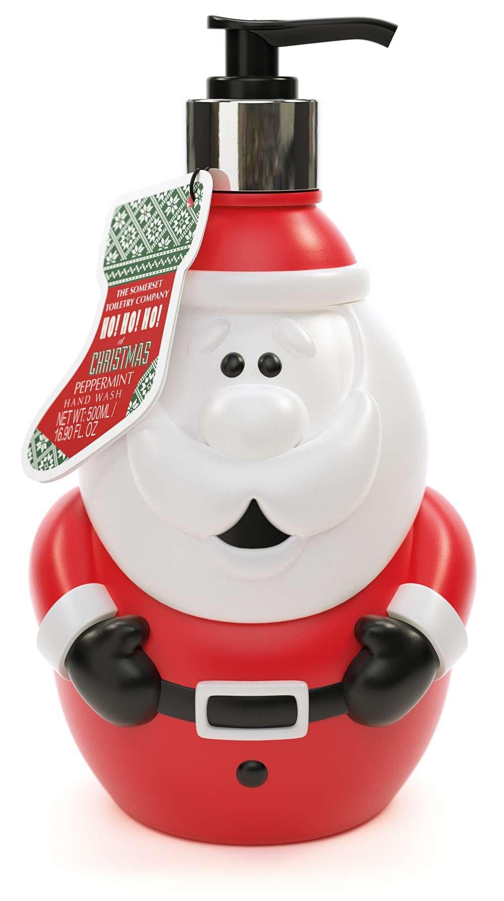 Xmas Santa liquid hand wash