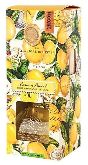 Michel Design Works Lemon Basil Home Diffuser