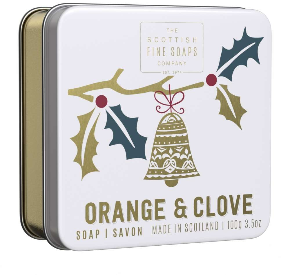 Orange and Clove Soap