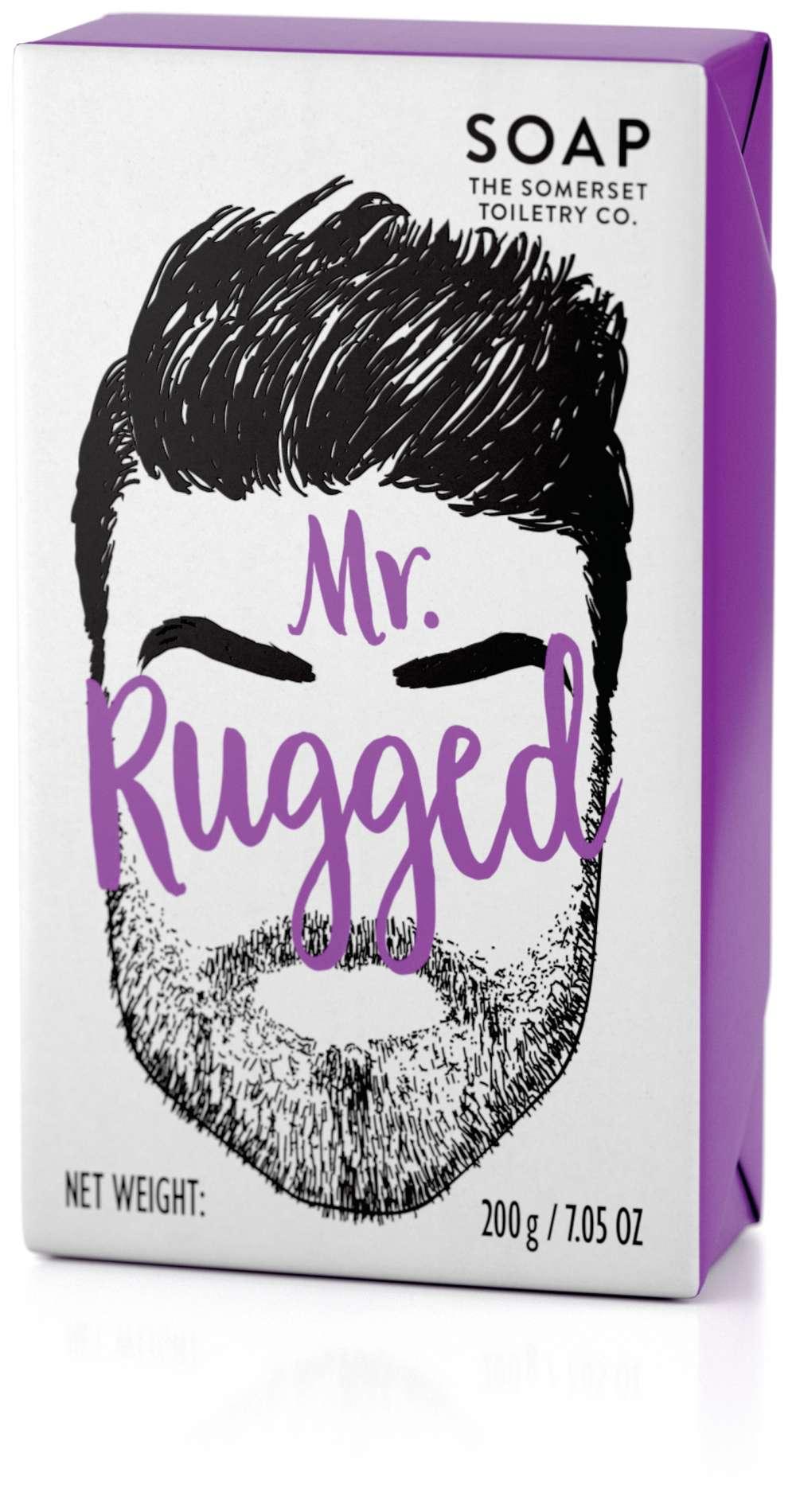 MR Rugged Beard Soap Bar