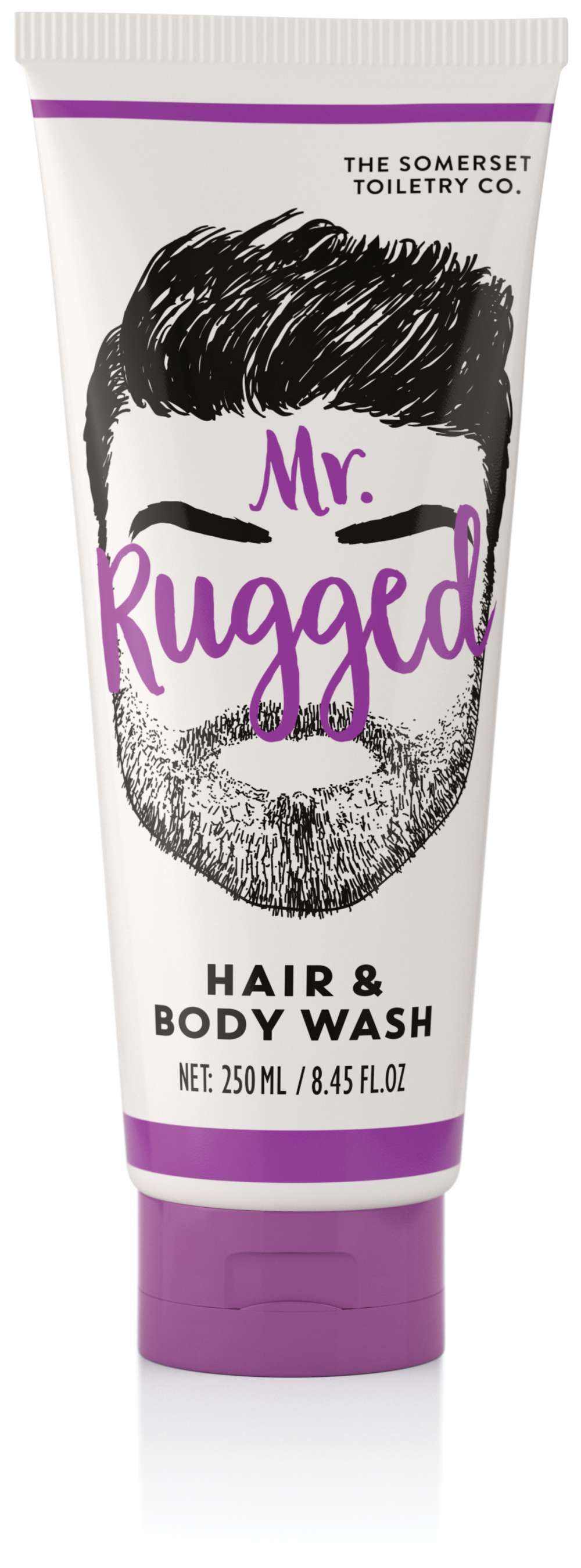 Mr Rugged Hair & Body Wash