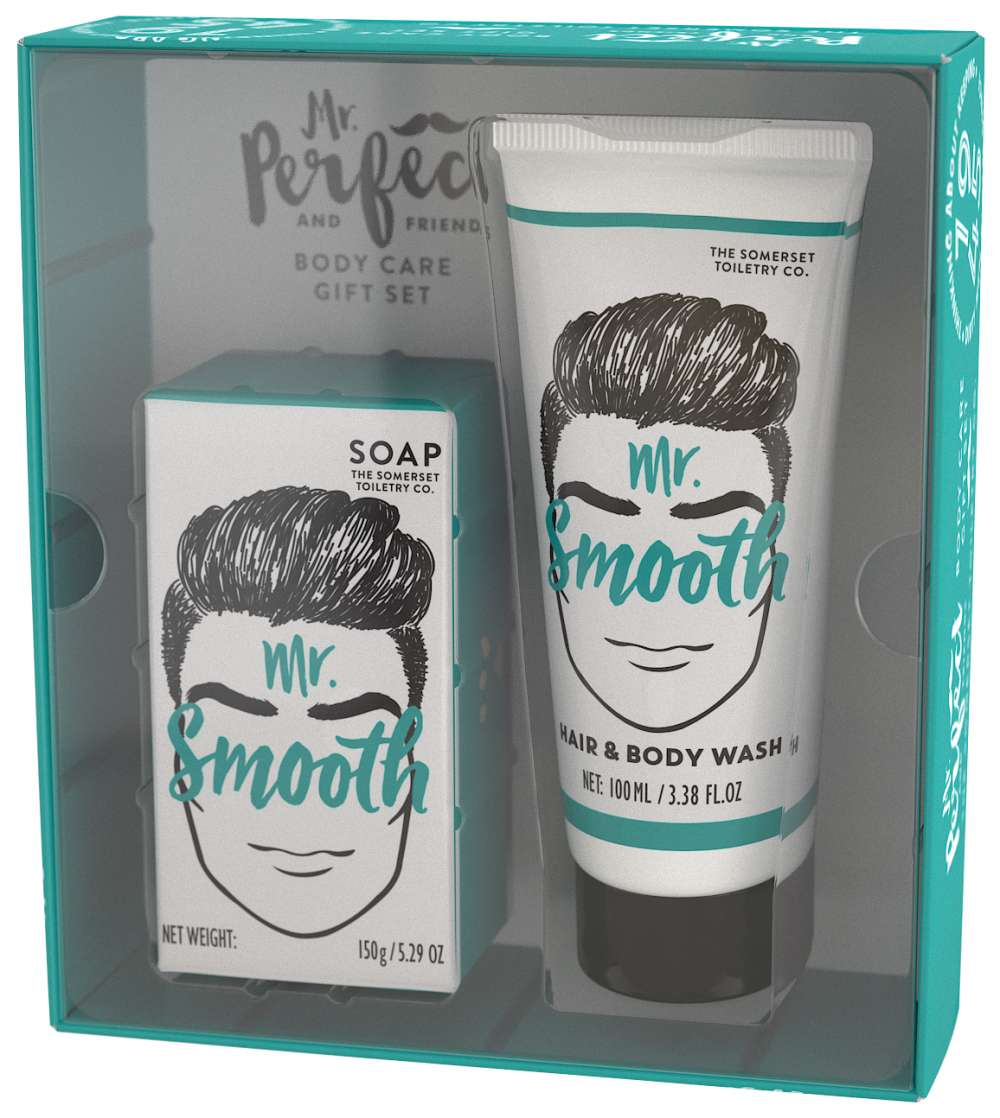 Mr Smooth Body Care Set