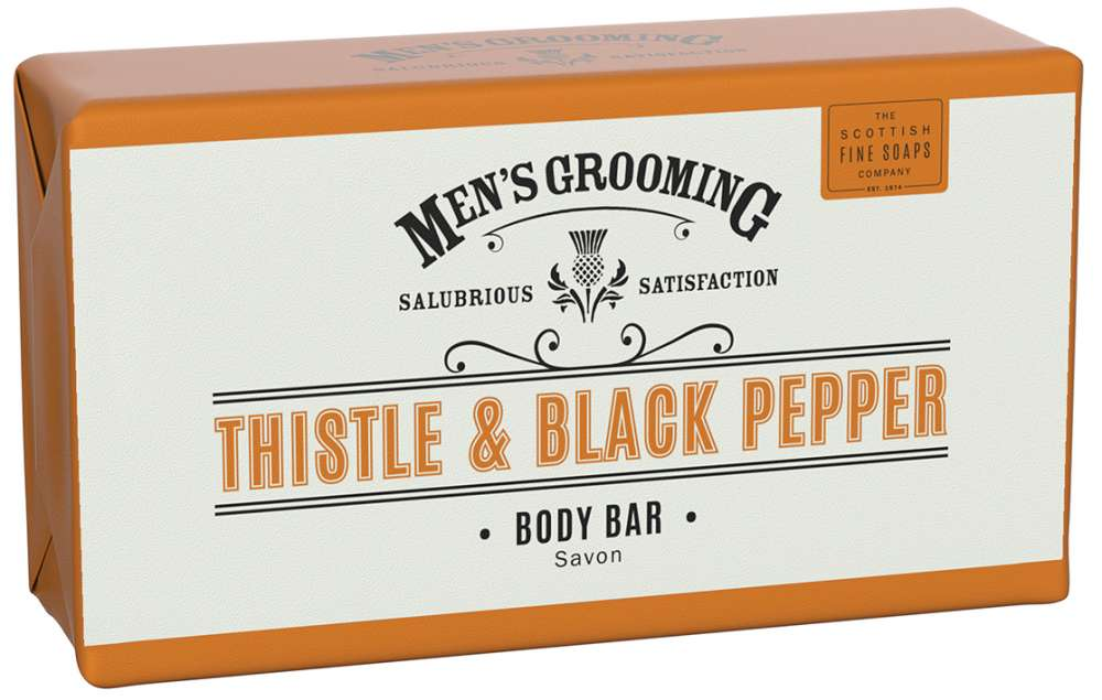 Men's Grooming Soap Bar 220g