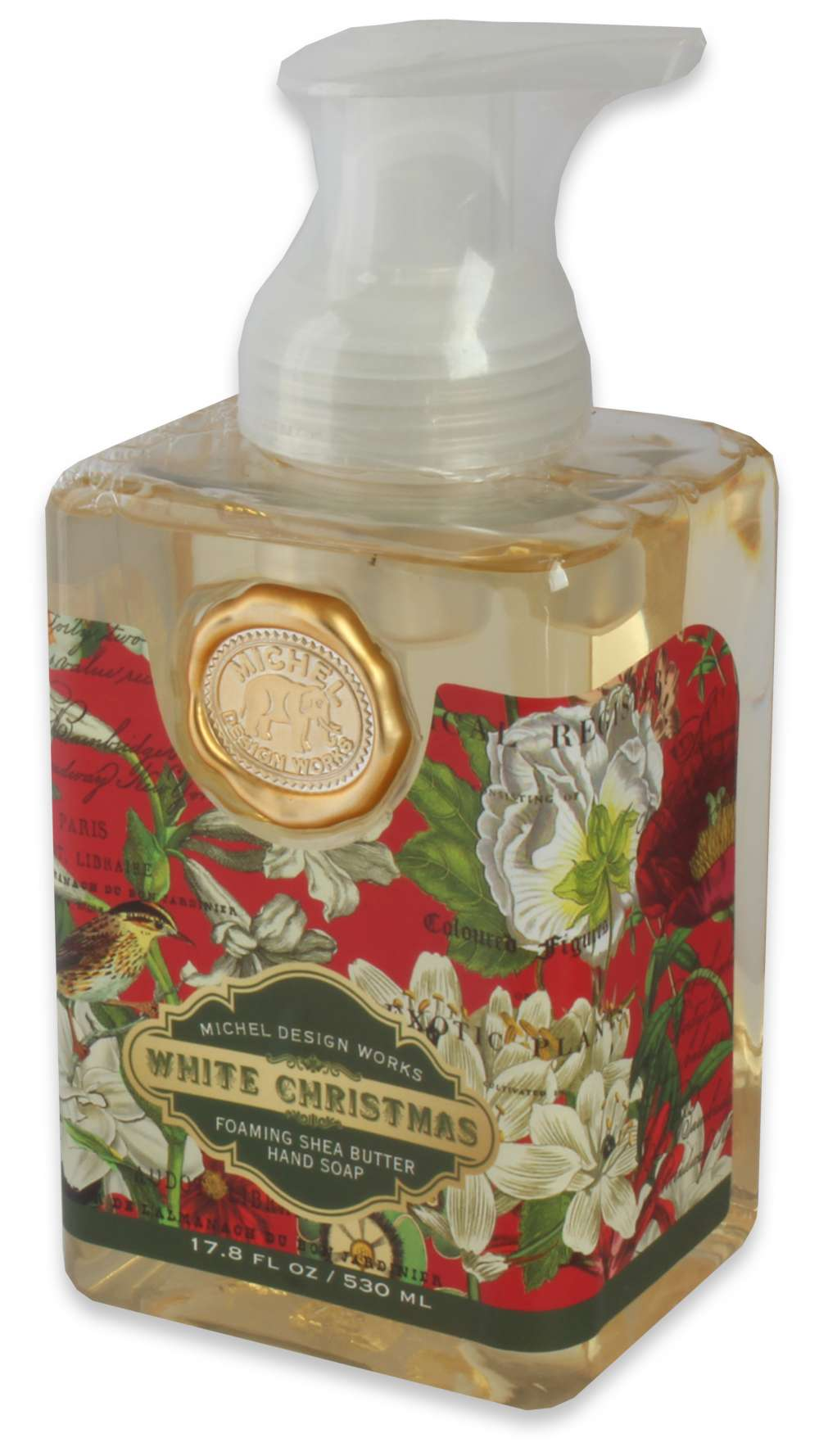 Michel Design Works - White Christmas Foaming Hand Soap