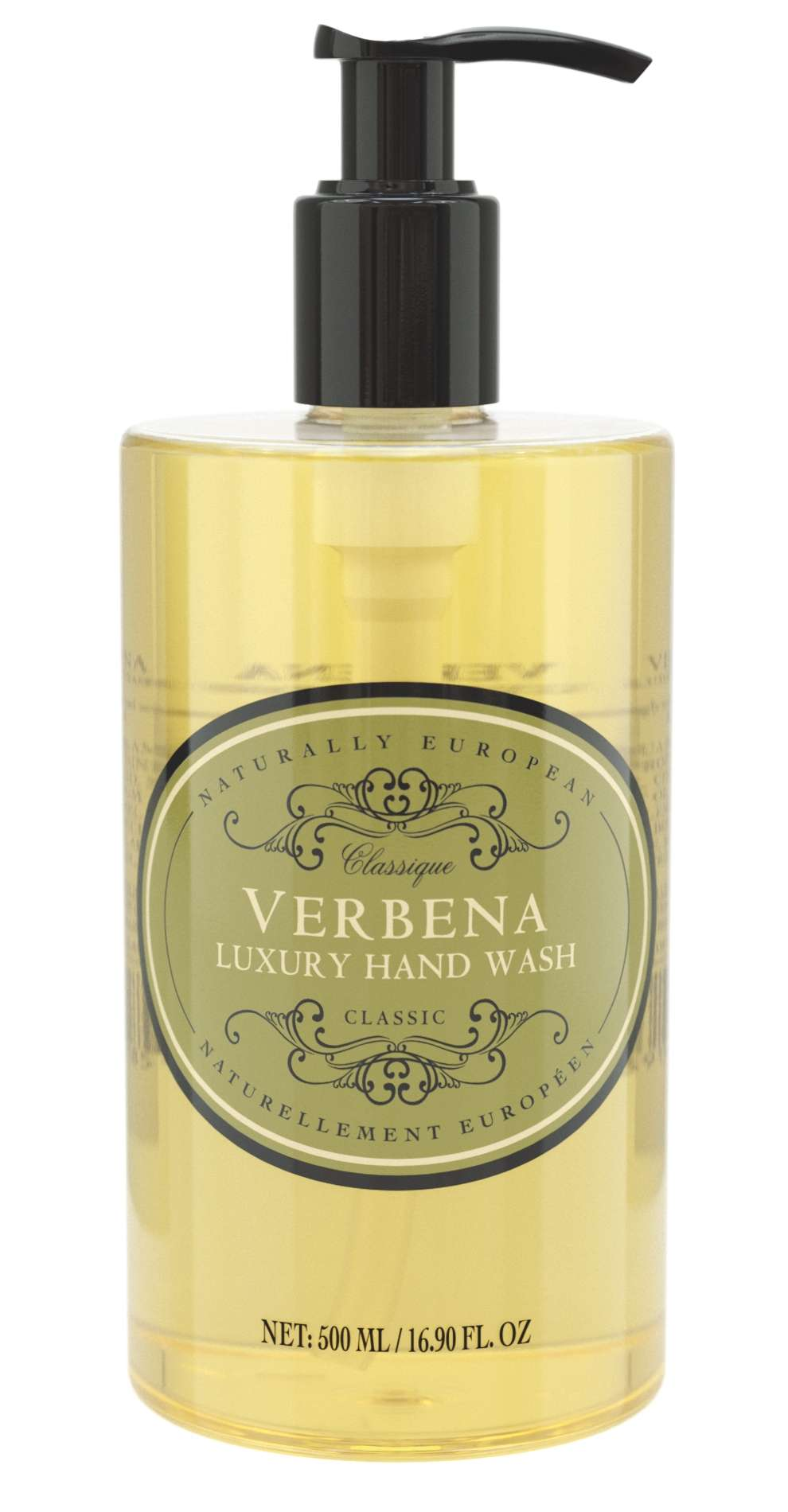 Naturally European Verbena hand wash