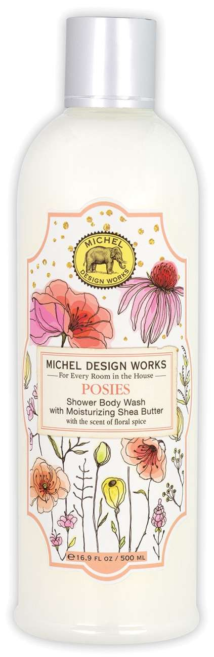 Posies Shower Body Wash