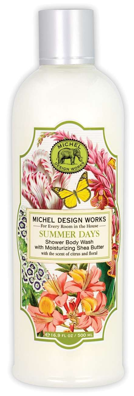 Summer Days Shower Body Wash