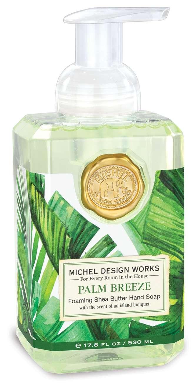 Palm Breeze Foaming Soap Hand Wash