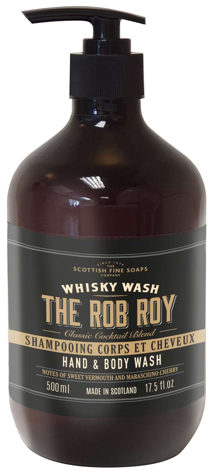 Rob Roy hand and body wash