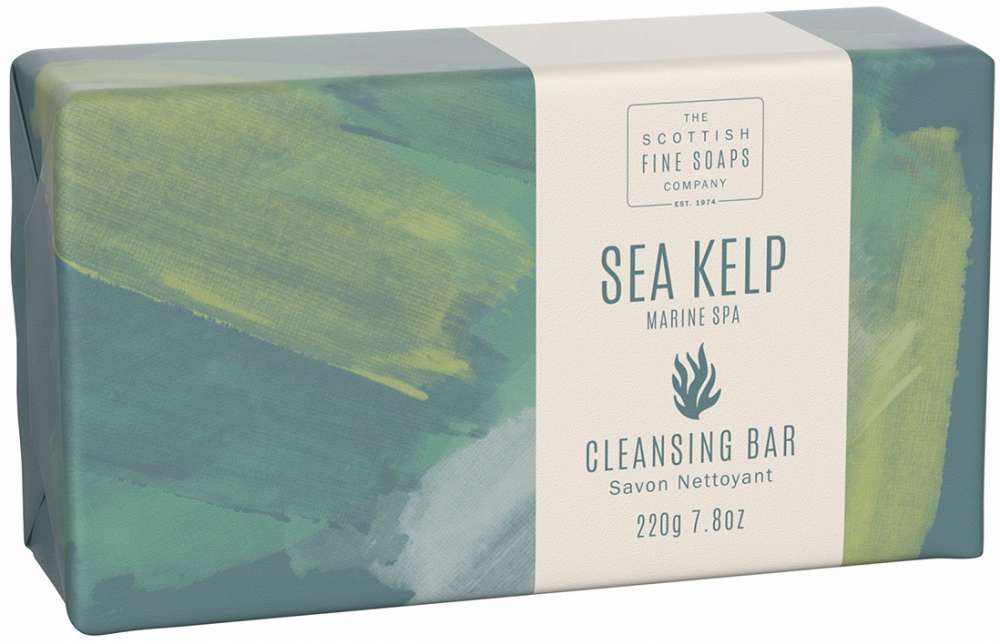Sea Kelp Marine Spa Cleansing Bar