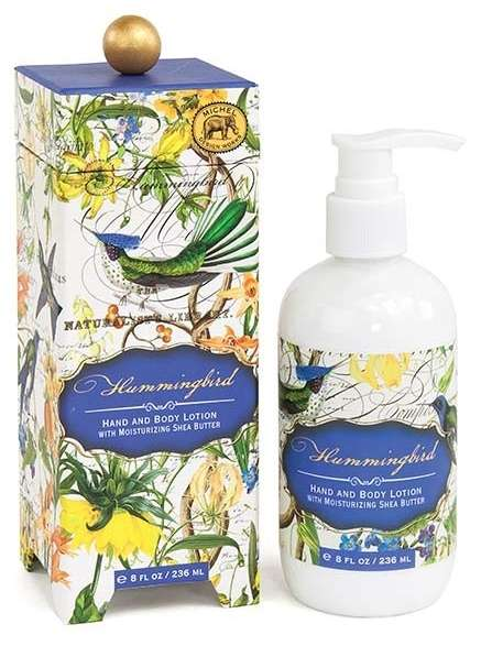 Michel Design Works Hummingbird Hand and Body Lotion