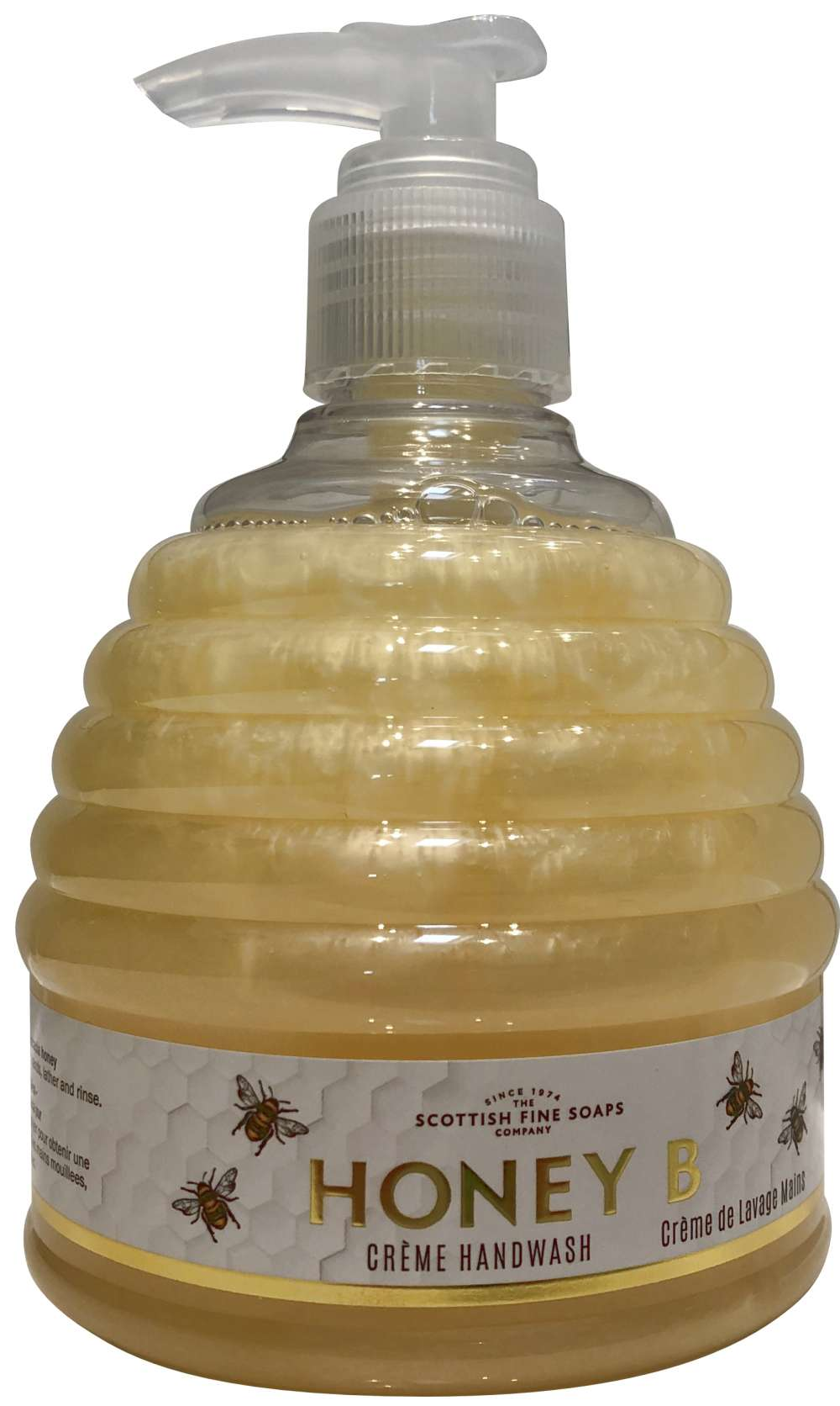 Honey B Creme Handwash