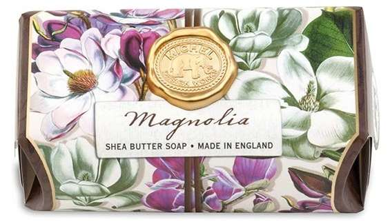 Michel Design Works - Magnolia Large Soap Bar