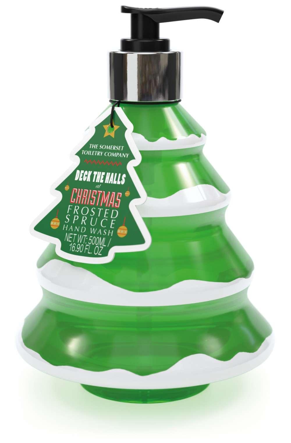 Xmas Tree liquid hand wash