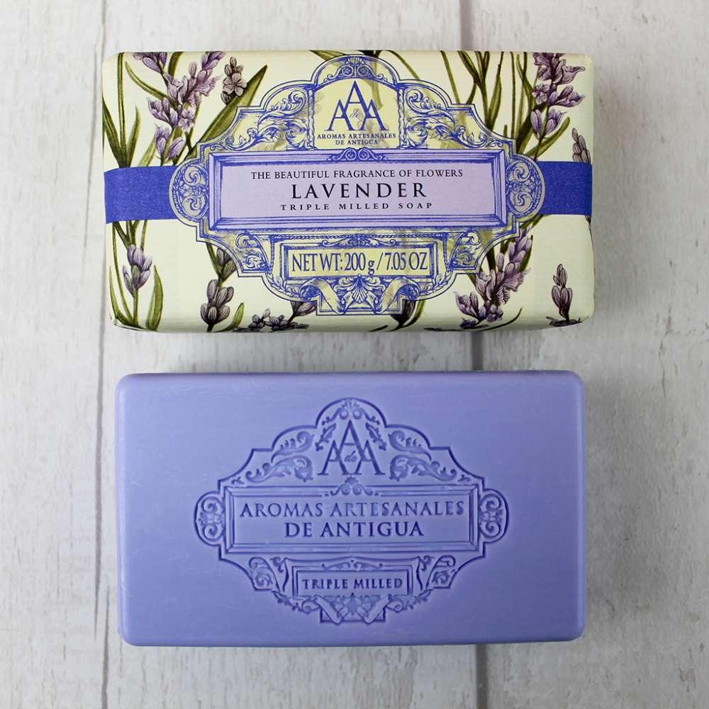 Aromas Artesanales De Antigua Lavender Soap