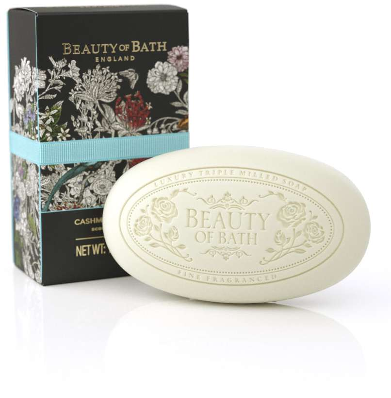 Beauty Of Bath Cashmere Musk Noir