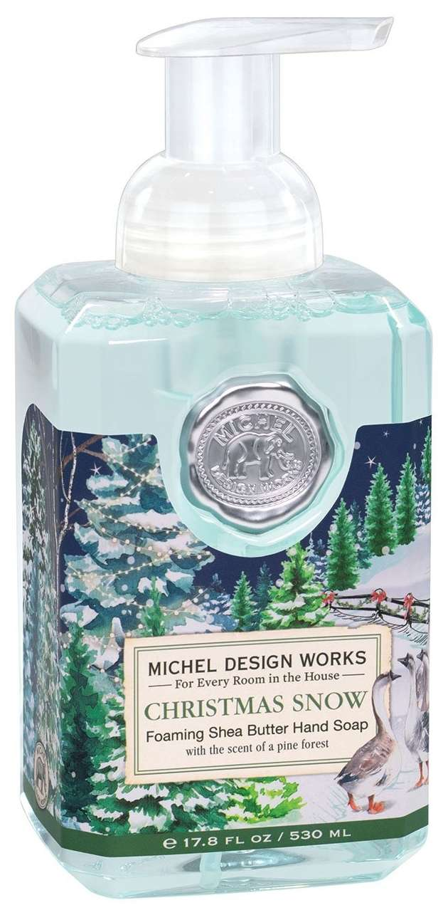 Christmas Snow Foaming Soap Hand Wash