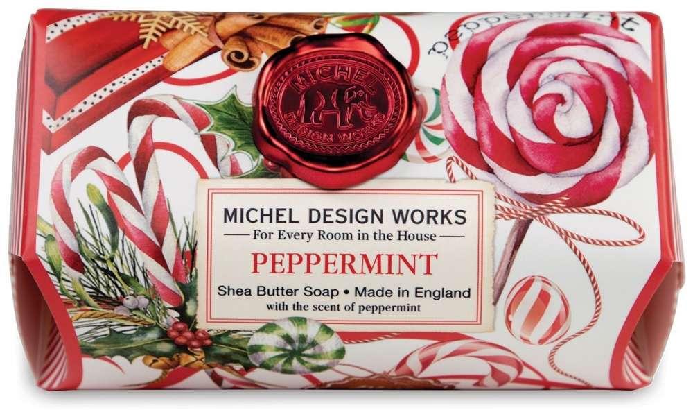 Peppermint Large Soap Bar