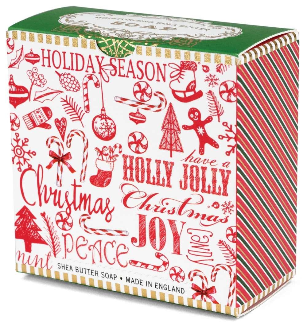 Holly Jolly Little Soap